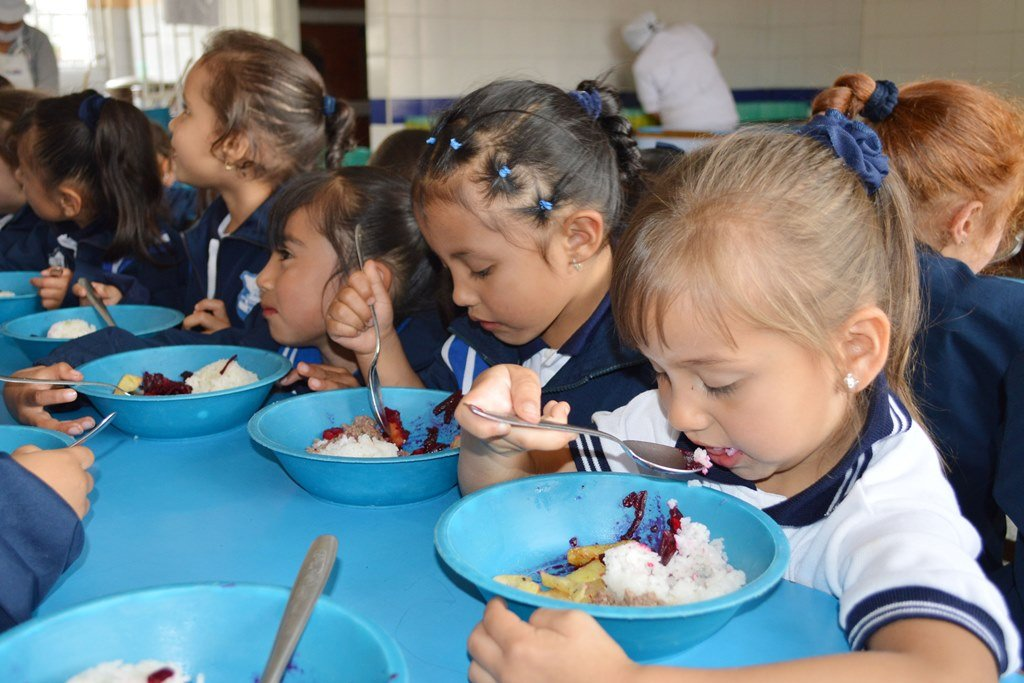 Tamales, postres y frutas ficticias se encontraron en PAE en Santander