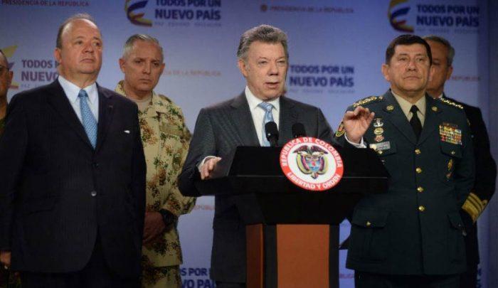Designan en Colombia nuevo Comandante de las Fuerzas Militares