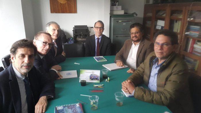 Analizará enviado de ONU avances en verificación de desarme en Colombia