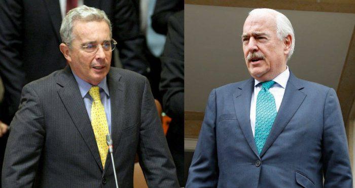 Uribe y Pastrana anuncian alianza de cara a las presidenciales de 2018