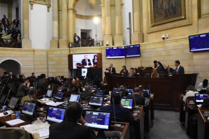 Gobierno aprobó ley que crea Circunscripciones Especiales para la Paz