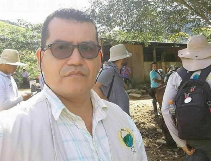 Recompensa de $20 millones por asesinos del personero de Puerto Rico, Caquetá