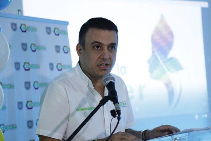 Imputarán cargos a gobernador de Córdoba por 'cartel' de la hemofilia
