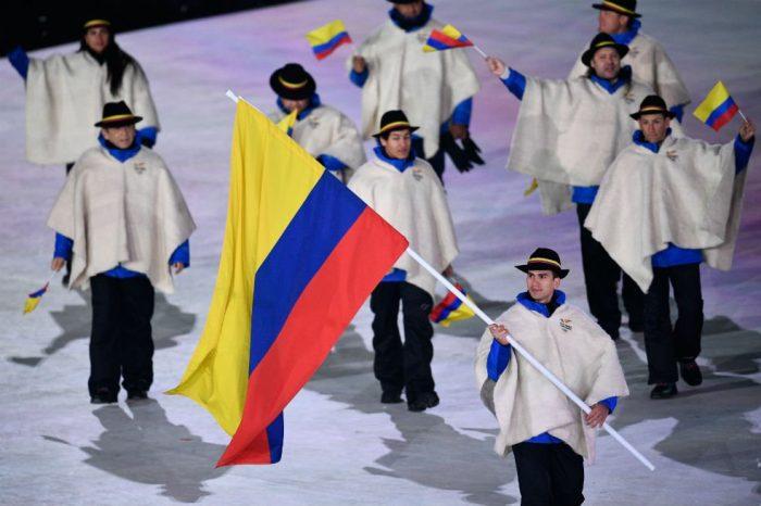 Juegos Olímpicos: Argentina se presentó en Pyeongchang con Gastaldi como abanderado