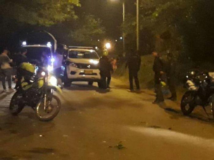 Fallecen dos policías por ataque con granada en San Vicente del Caguán