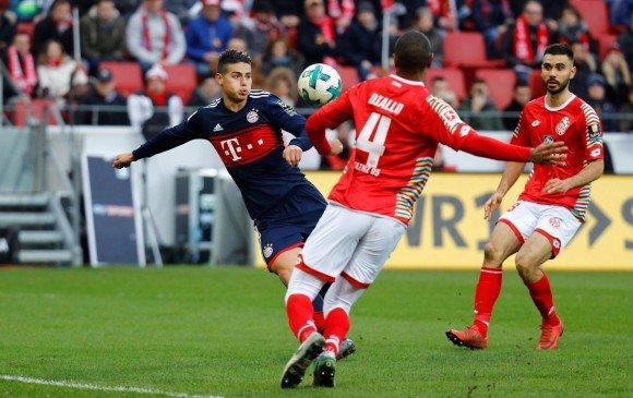 Arturo Vidal se perderá el choque ante Mainz por una gastroenteritis