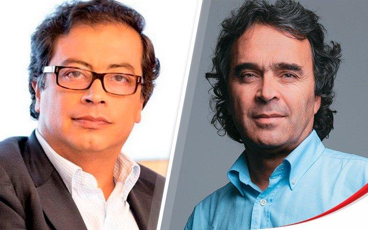 Gustavo Petro lidera intención de voto presidencial en Colombia