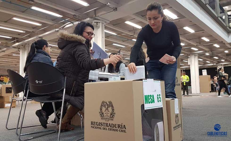 13 capturados por delitos electorales y $695 millones incautados en el país