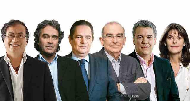 Iván Duque confirma a Marta Lucía Ramírez como su fórmula presidencial — Consultas
