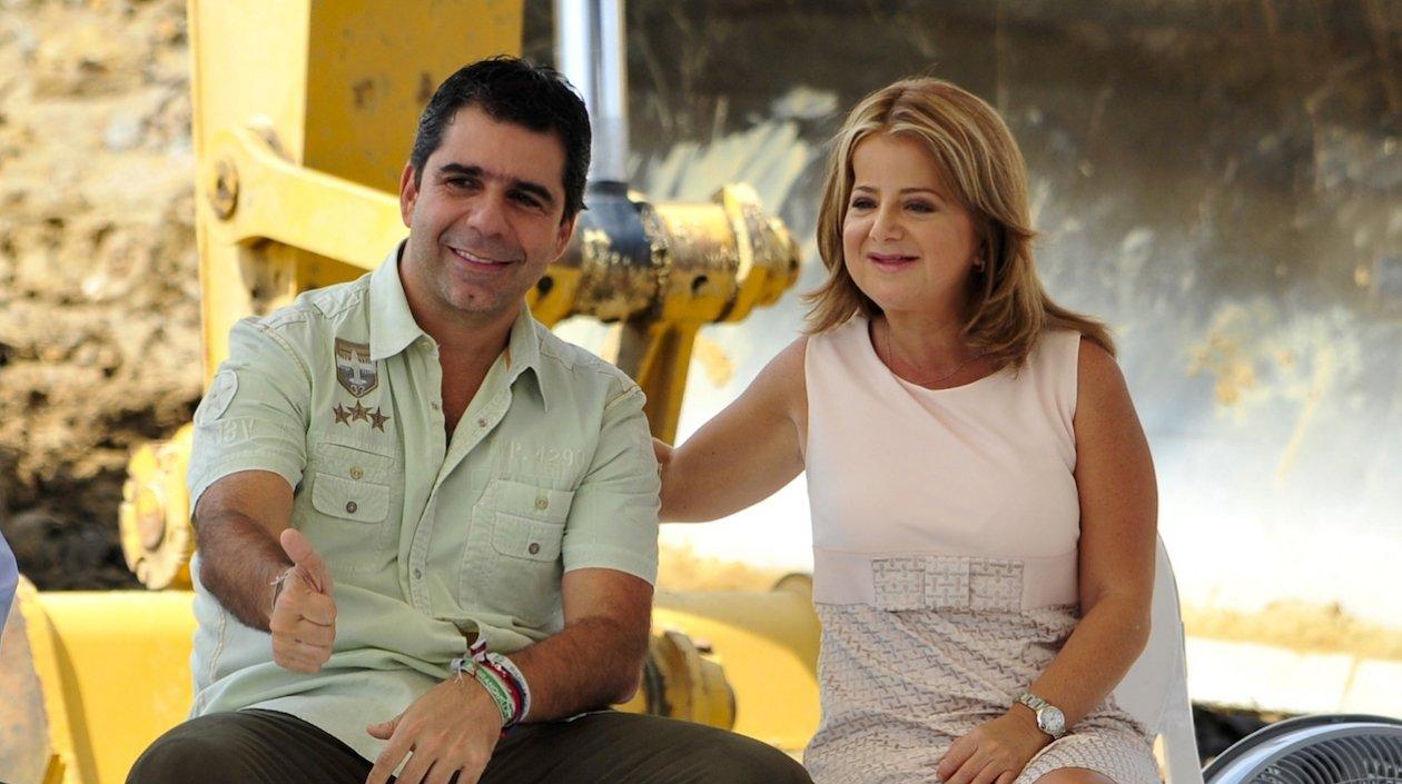 Apertura de indagatoria preliminar para Elsa Noguera y Alejandro Char — Barranquilla