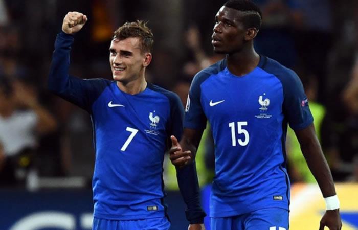 Didier Deschamps convocó a Lucas Hernández para Francia