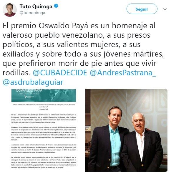 Expresidente Andrés Pastrana fue deportado de Cuba