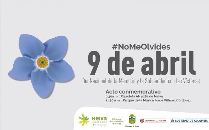 Marchas en conmemoración a víctimas en Belen de Los Andaquíes