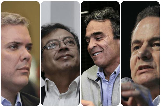 Candidato derechista Duque encabeza preferencias en Colombia, pero habría segunda vuelta