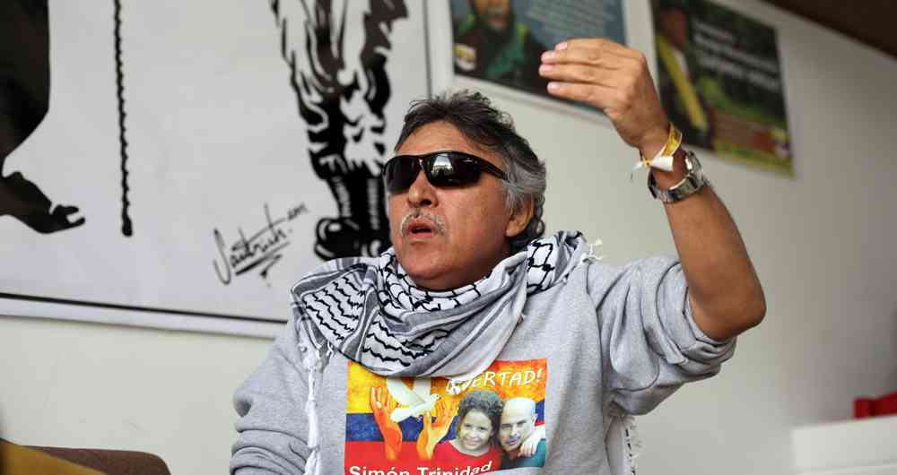 Sale de la dirección del Fondo Colombia en Paz, Gloria Ospina