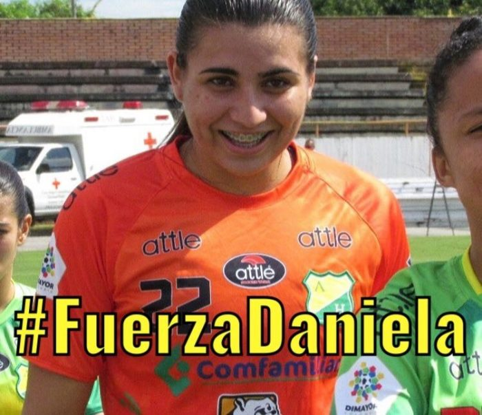Daniela Solera, arquera del Huila en cuidados intensivos tras un episodio convulsivo