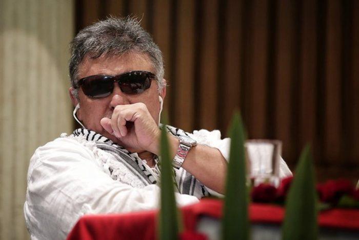 Santos envía mensaje de tranquilidad a ex guerrilleros tras detención de Santrich