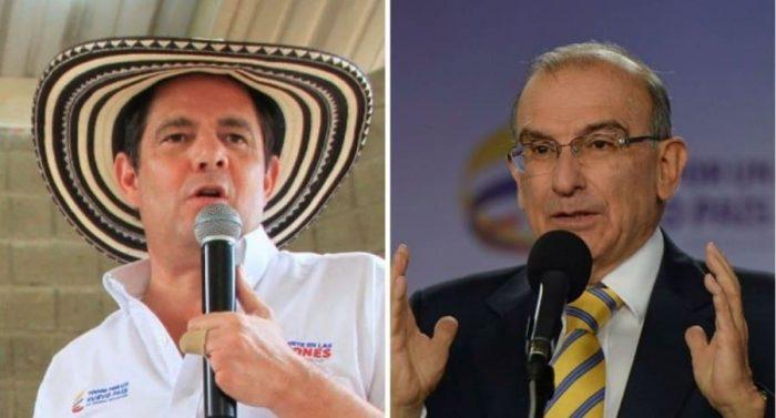Sondeo apunta a una segunda vuelta en presidenciales de Colombia