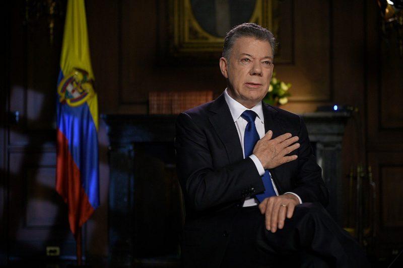 Iván Duque asume presidencia de Colombia