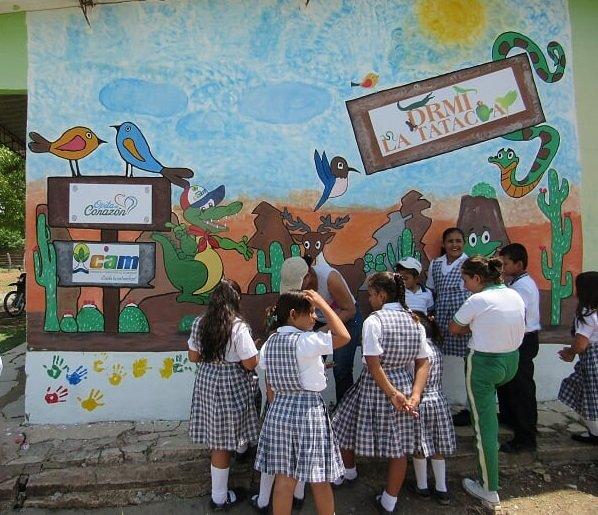 Murales Ambientales El Arte De Dibujar Y Conservar Lanacion Com Co