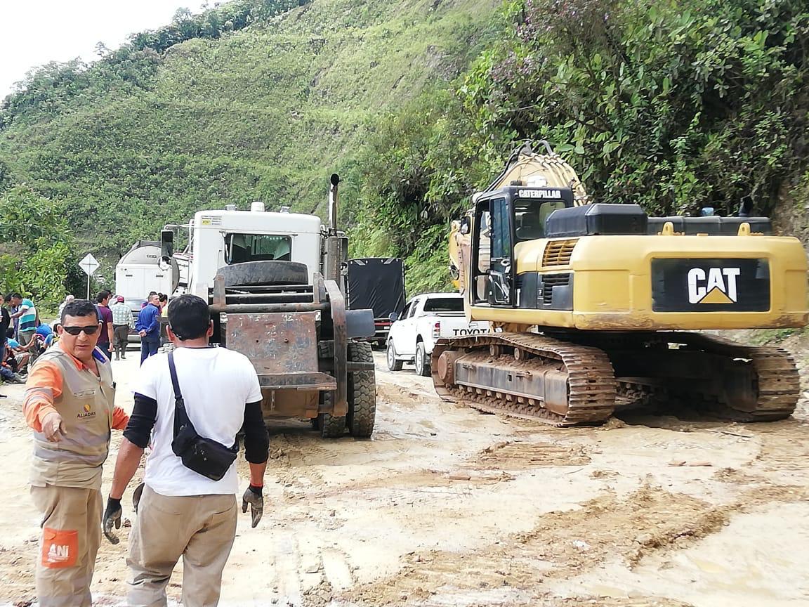 La vía Pitalito- Mocoa sigue cerrada 1 30 mayo, 2020