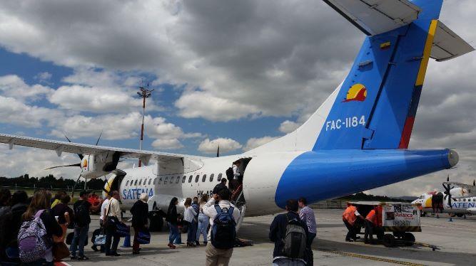 Pitalito con vuelo diario a bogot pero sin aeropuerto lanacion com co - Vuelos puerto asis bogota ...