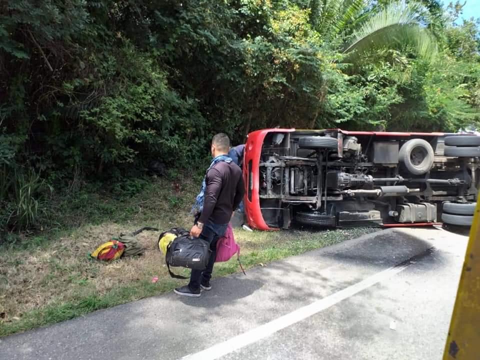 Un muerto deja accidente en el Tolima 1 13 julio, 2020
