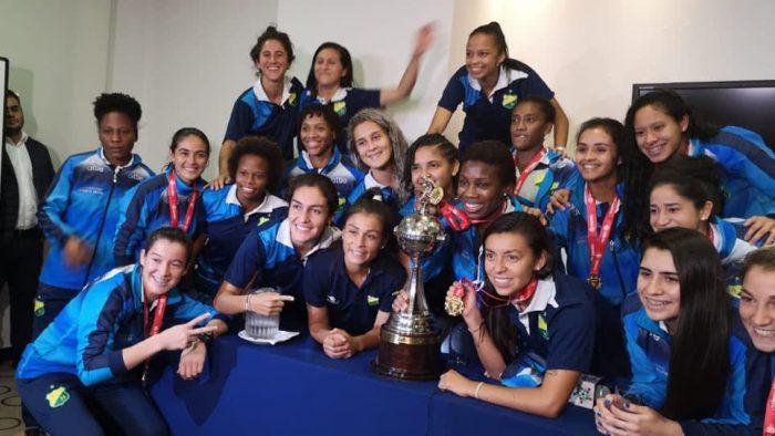 Campeona de la Libertadores denuncia que premio económico irá al equipo masculino
