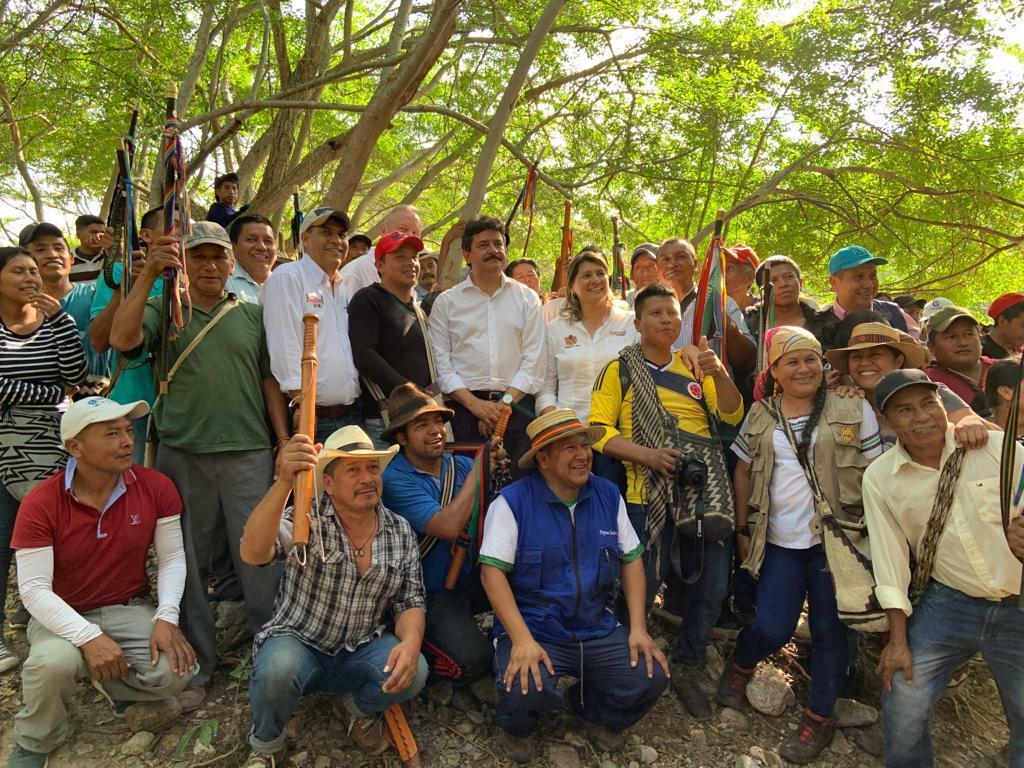 Este domingo continuarán diálogos entre el Gobierno y la minga en Cauca