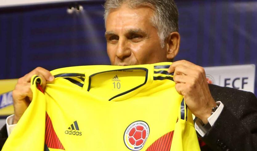 7 jugadores tramitan visa para jugar con la Selección Colombia