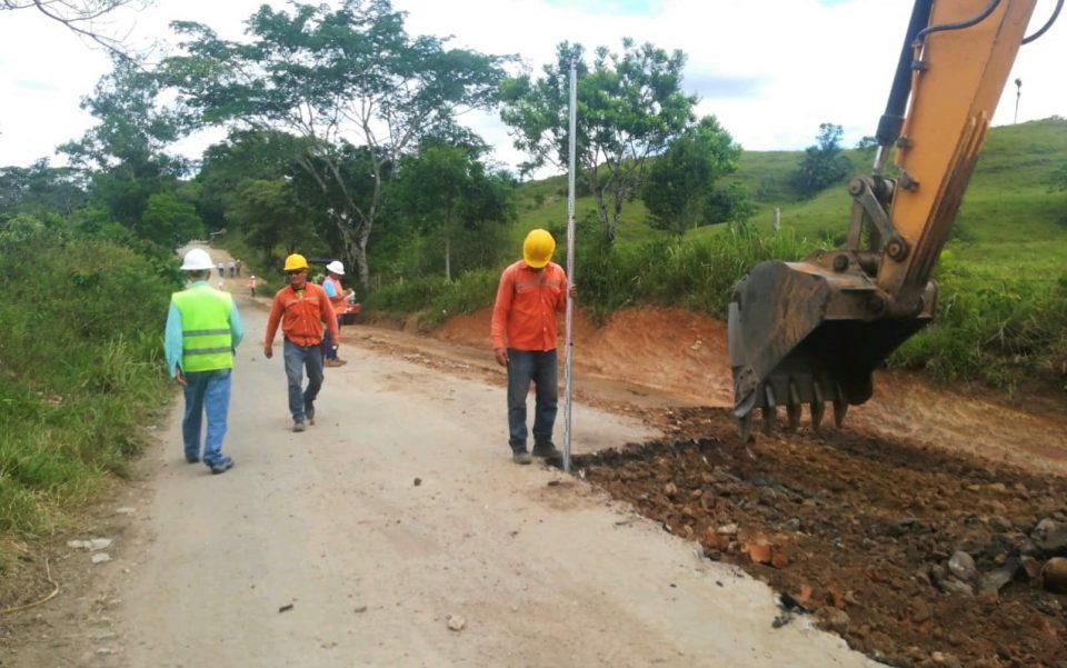 Inician obras en vía a Cartagena del Chairá, Caquetá 1 13 julio, 2020