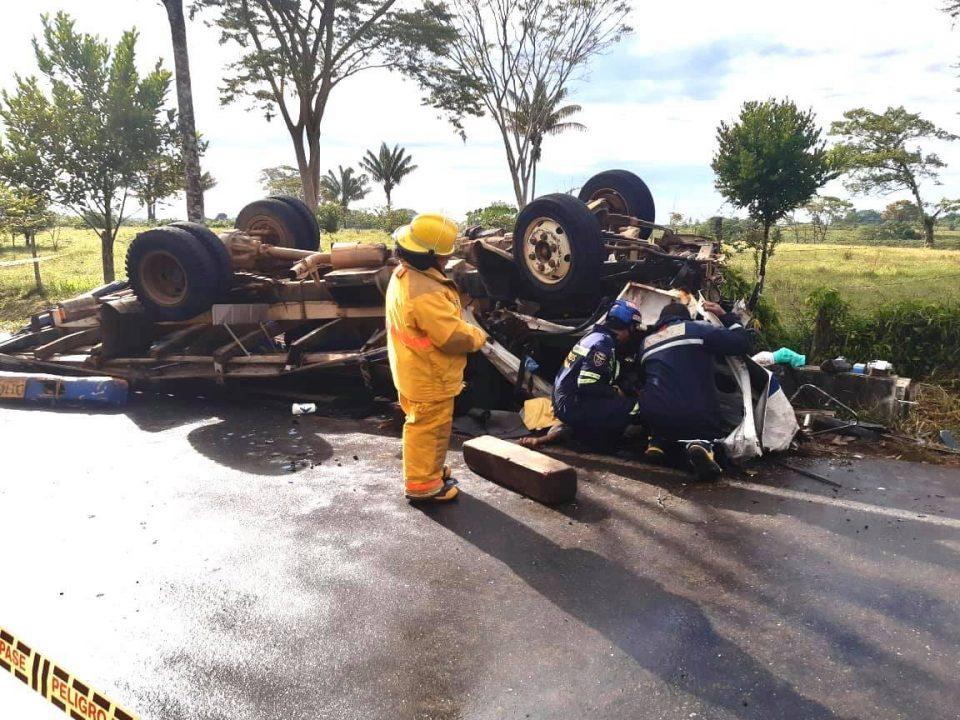 Una persona falleció en un accidente de tránsito en vías del Caquetá 1 27 mayo, 2020
