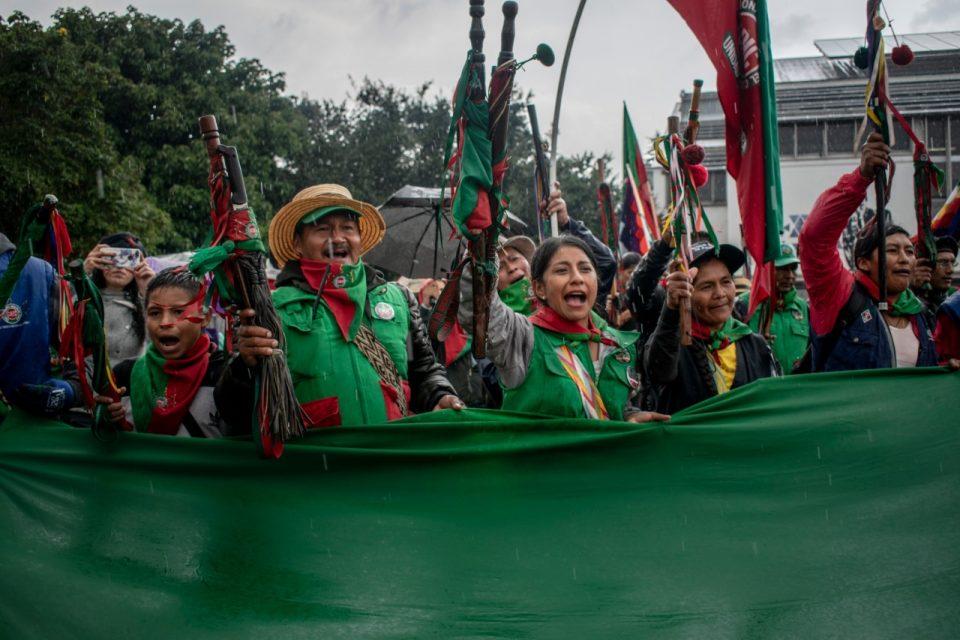 29N: La resistencia indígena se tomó Bogotá 1 27 mayo, 2020