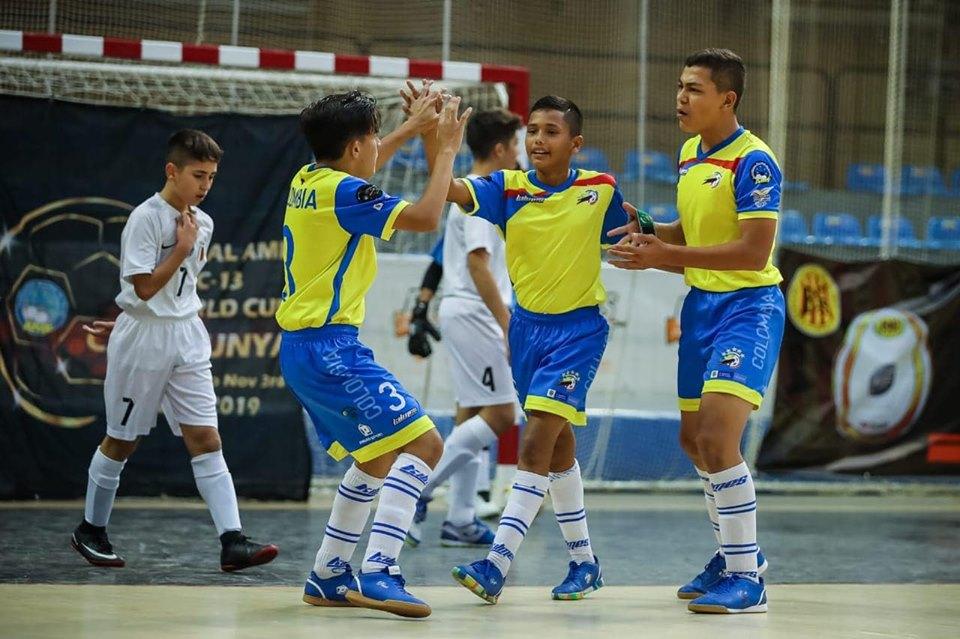 Caqueteños lograron el tercer puesto en Mundial de Fútbol de Salón Sub13 1 13 julio, 2020