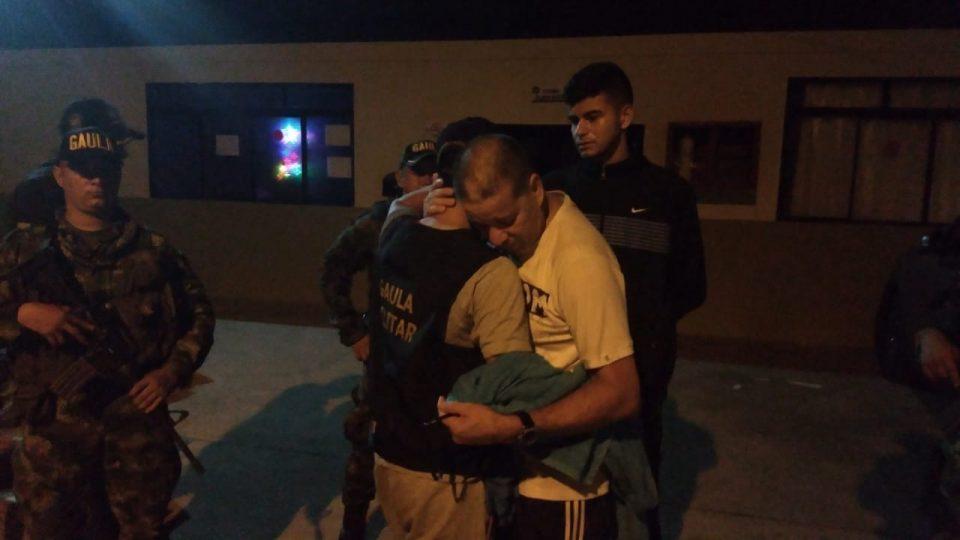 Ejército rescató a secuestrado en Caquetá 1 30 marzo, 2020