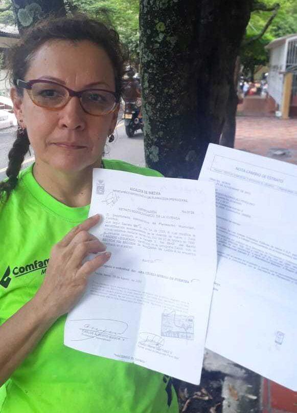 Cambio de estrato fue error de Las Ceibas EPN 1 30 marzo, 2020