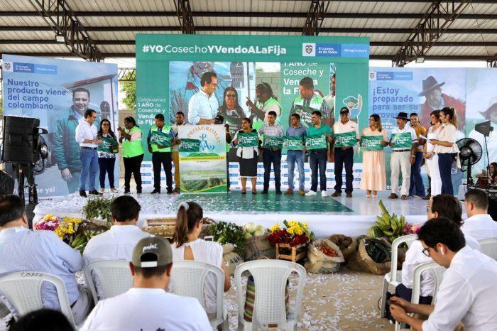 1.036 productores del Huila vinculados al plan 'Coseche y venda a la fija' 1 11 agosto, 2020