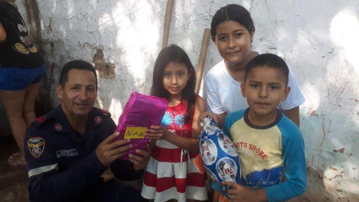 Niños y niñas palermunos se alegraron al recibir regalos 1 6 julio, 2020