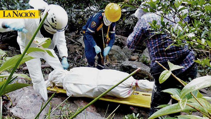 Un cuerpo fue hallado en avanzado estado de descomposición 1 10 agosto, 2020