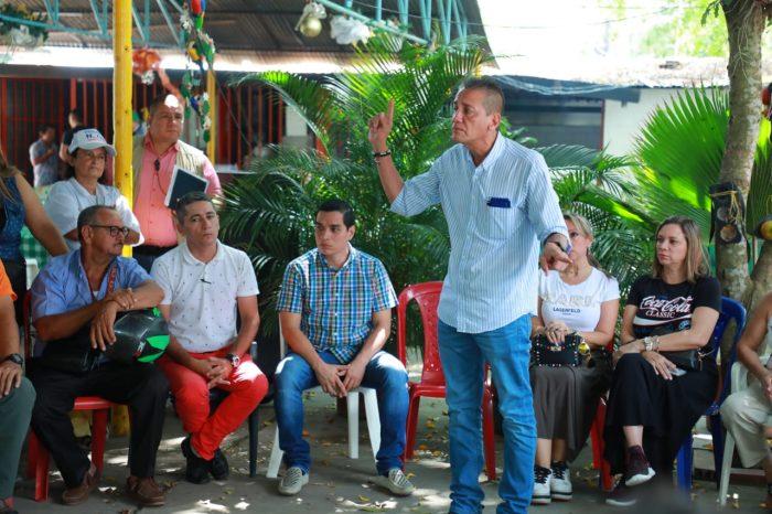 Alcalde de Neiva analiza futuro de comerciantes del Malecón 1 6 julio, 2020