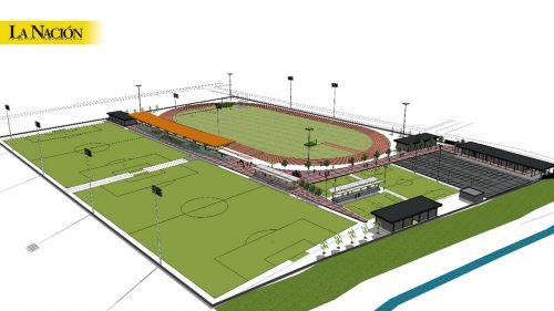 Parque del Fútbol, lejos de ser una realidad 1 11 julio, 2020
