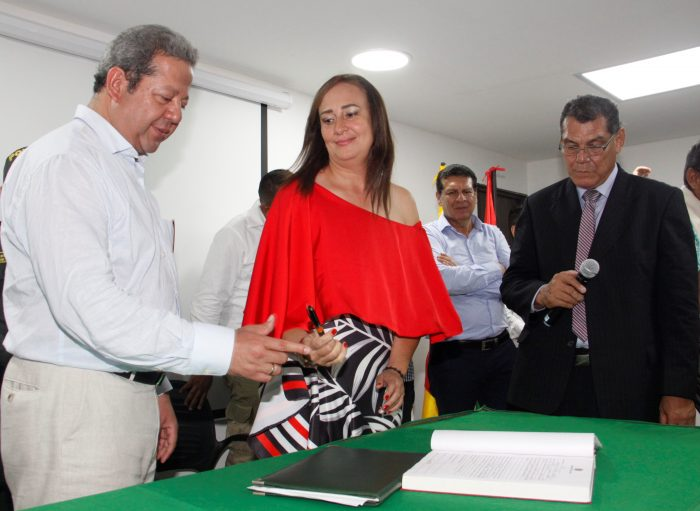 Luis Enrique Dussán oficializó su gabinete 1 7 abril, 2020