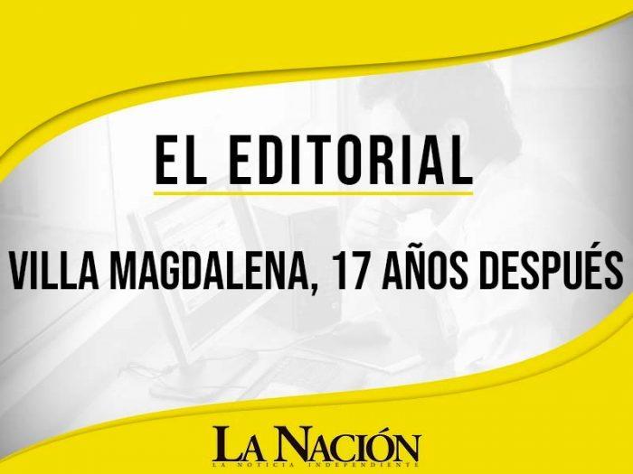 Villa Magdalena, 17 años después 1 9 abril, 2020