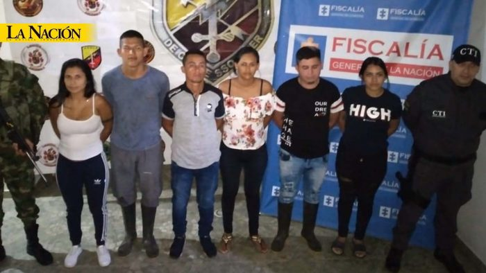 Capturan a presuntos integrantes de un grupo armado en Putumayo 1 4 abril, 2020