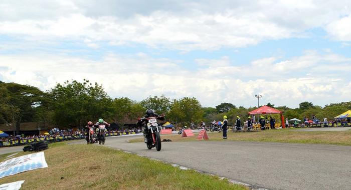 Éxito total en la primera válida departamental de motociclismo 1 30 marzo, 2020