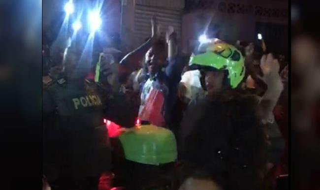 5 heridos y 4 capturados dejó asonada en Tello 1 30 marzo, 2020