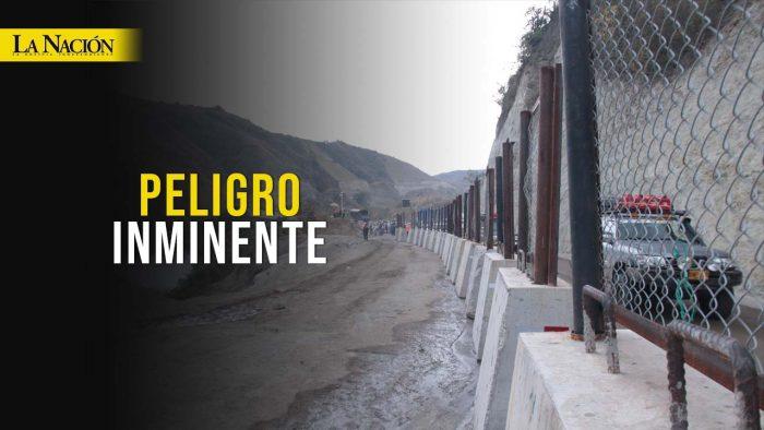 Vías de El Quimbo siguen en alto riesgo 1 30 marzo, 2020