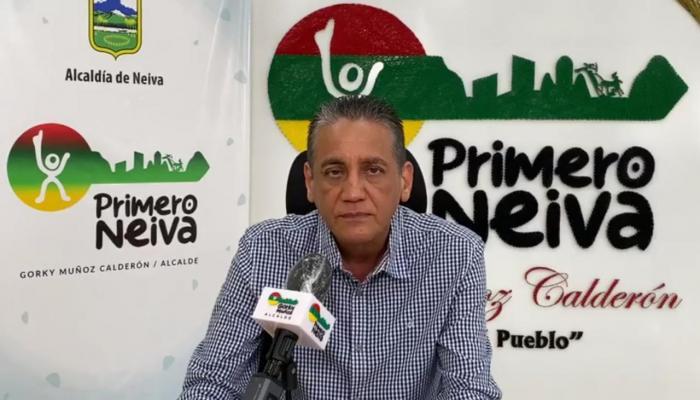 Alcalde de Neiva convoca a minga social 1 30 marzo, 2020