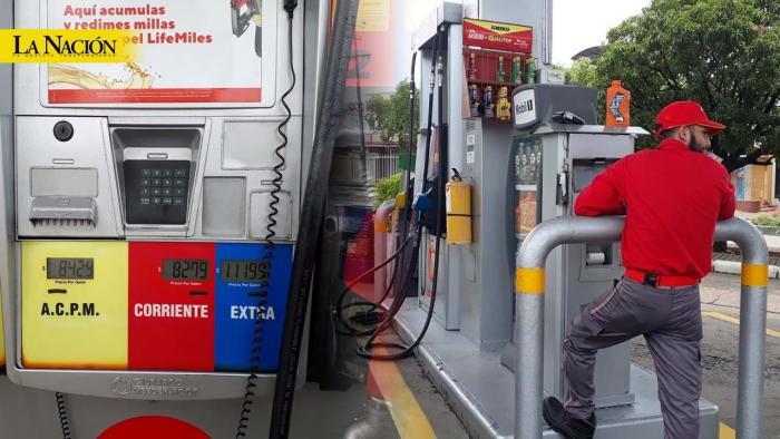 Gasolina también en cuarentena 1 30 marzo, 2020