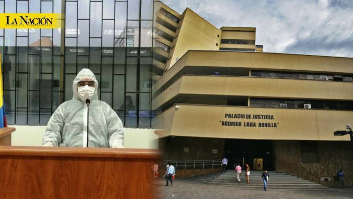 Rama judicial en el Huila con trabajo en casa y audiencias virtuales 1 30 marzo, 2020